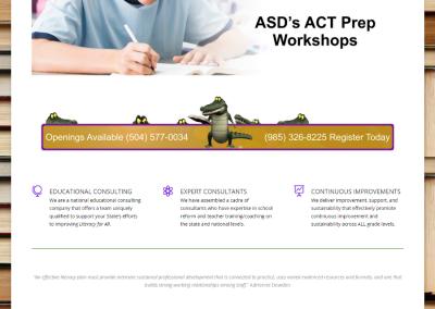 ASD Educational Consulting Group, LLC