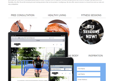 JADAMS Fitness, LLC